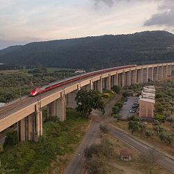 Il viadotto nel tempo