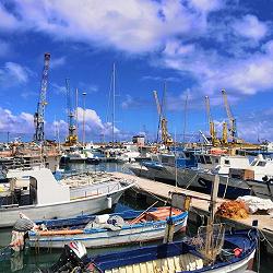 Il mare, luogo di incontro per lo sviluppo della pesca e del commercio